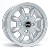 "5 x 12"" Ultralite Mini Wheel - Silver"