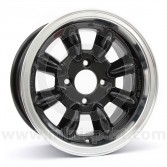 6 x 13 Ultralite Mini Wheel in Black