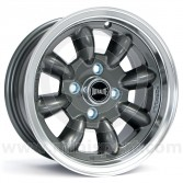 "6 x 13"" Ultralite Mini Wheel - Anthracite"