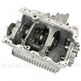 R/GRODSC Mini 4 syncro, straight cut gearbox for rod type gear change.