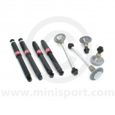 SUSKIT9 Mini Sports suspension kit with KYB Super Gas shock absorbers