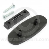 TEXM99985 Door Mirror Fitting Kit - Bullet Mirror