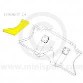 MCR11.36.00.17 LH Toe Board End Repair - Mini all models