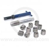 V Coil Helicoil Recoil Kit 3/8'' UNC