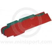 Rear Pocket Liners Pair Mini Saloon 59-70