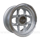 5x10 Mamba Mini Alloy Wheel
