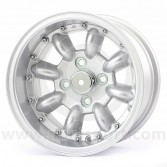 WHLSUP2-7X13SILVER Mini Superlight Split Rim Wheel
