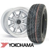 "5"" x 10"" Minator Silver Alloys - Yoko A008 Package"