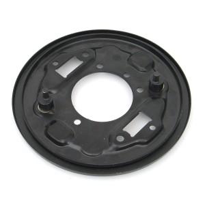 Mini Brake Back Plate - Front LH