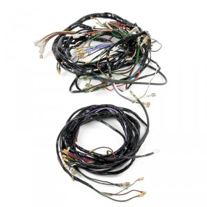 Taped Wiring Loom - Mk2 Cooper 'S'