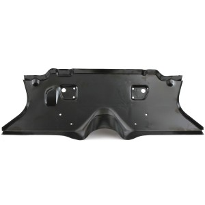 Toeboard Assembly - Mini '76on - Genuine