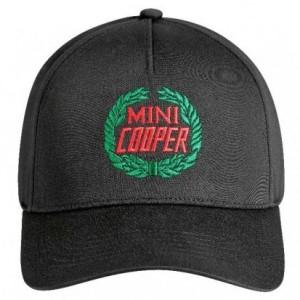 MINI Black Baseball Cap