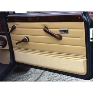 Door Panels - Pair - Carpeted Kick Panel - Mini 70 on
