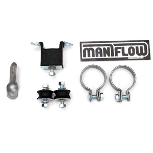 "1 3/4"" Centre Exit Exhaust Fitting Kit"