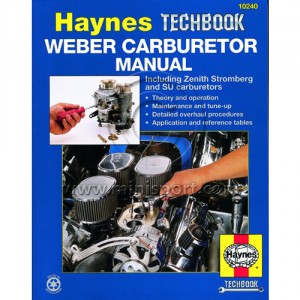 Haynes: Weber SU Carburettor Manual