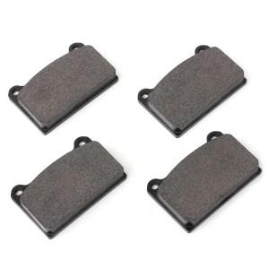Brake Pad Set - Mini Sport Alloy Caliper- Carbon Metallic