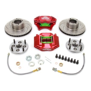 "8.4"" Vented Brake Kit - PADDY HOPKIRK"
