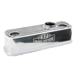 Paddy Hopkirk Polished Alloy Rocker Cover