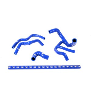 Samco Silicone Hose Kit - Cooper S - Blue