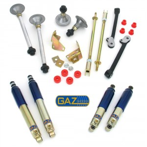 Performance Handling Kit with GAZ shock absorbers