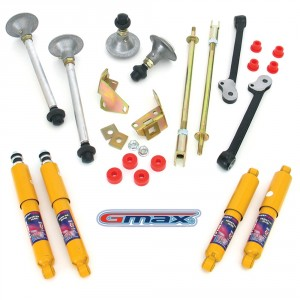 Performance Handling Kit with GMAX shock absorbers