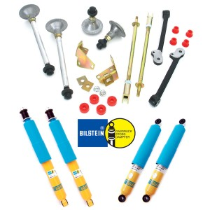Performance Handling Kit with Bilstein B6 shock absorbers