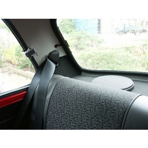 Rear Parcel Shelf Trim Panel - Mini 96-00
