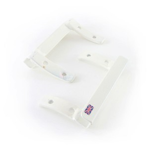 Quick Lift Brackets pair - White