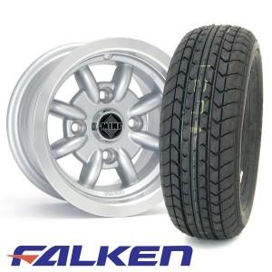 """6"""" x 10"""" Minator - Falken FK07E Tyre Package"""