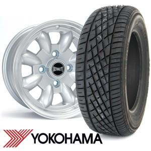 "6 x 13"" Ultralite Silver - Yoko A539 Package"