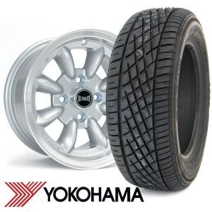 "7 x 13"" Ultralite Silver - Yoko A539 Package"