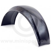 14A6618 Left rear wheel arch outer skin, to suit all Mini saloon models '59-'01