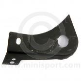 Mini Mk1 left side radius arm shroud repair panel