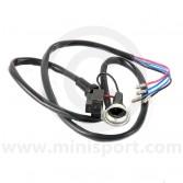 BAU2111 Mini Headlamp Connector and Wiring