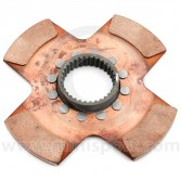 C-AHT598 AP Racing Metallic Clutch Plate - Competition only