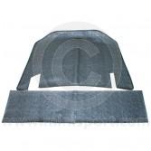 Bonnet and Bulkhead Insulation Kit - Mini 59-70