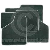 Mini 4 Piece Mat Set from Newton Commercial - Austin Mini 73 on