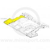 MCR21.41.00.27 LH Boot Floor Side Repair Panel Mini Traveller