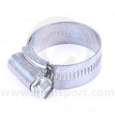 Steel Hose Clip - 40mm - 55mm