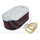 K&N Air Filter - Weber DCOE 83mm