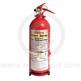 Lifeline Fire Extinguisher - Hand Held - 1.75litre - MSA