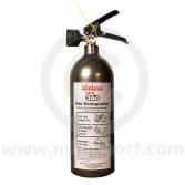 Lifeline Fire Extinguisher - Hand Held - 2.0Kg ZERO 360