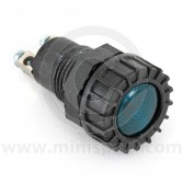 Warning Lights - 17mm Screw fitting Blue