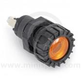 Warning Lights - 17mm Screw fitting Amber