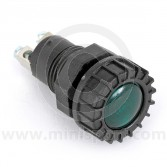 Warning Lights - 17mm Screw fitting Green