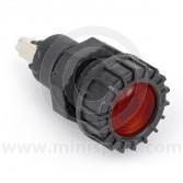 Warning Lights - 17mm Screw fitting Red
