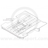 MCR41.41.01.00 Load Deck Complete Assembly - Mini Pick-up