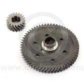 MS2039 Standard fitment helical Mini final drive gears - 2.95:1 ratio
