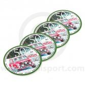 Set of 4 Col Du Turini Coaster