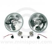Quadoptic Mini Headlight Kit - LHD